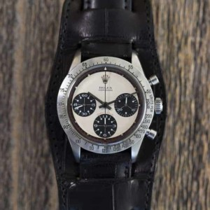 Paul Newman's Daytona Rolex Is the World's Most Expensive Wristwatch